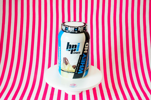 BPI Whey HD Ultra Premium Whey Protein - Milk & Cookies Flavour #NEW
