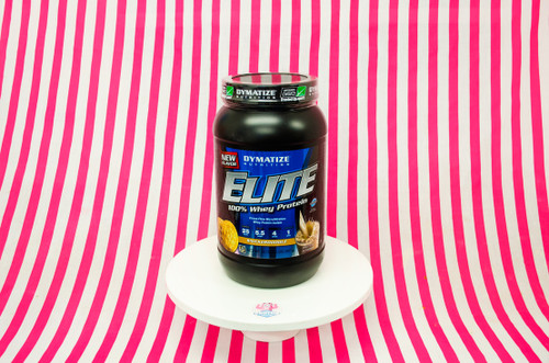 Dymatize Nutrition Elite Whey - Snickerdoodle Flavour #NEW