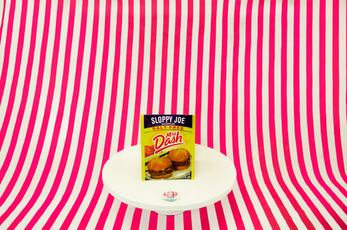 Mrs Dash Salt Free Seasoning Sloppy Joe 68g #NEW #FEAT