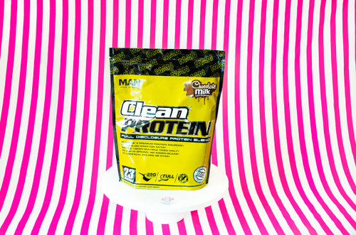 MAN Sports Clean Protein - Chocolate Milk #NEW #FEAT