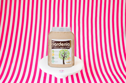 Body Nutrition Gardenia - Mocha Flavour All Natural Vegan Protein (25 servings) - Vanilla Bean #NEW #FAVE #FEAT