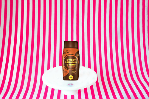 Care Free Calorie Free Syrup - Sweet Caramel 300g