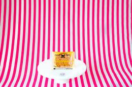 Kookie Cat Cashew & Oat Organic Vegan Cookie - Pineapple Orange #NEW #FEAT