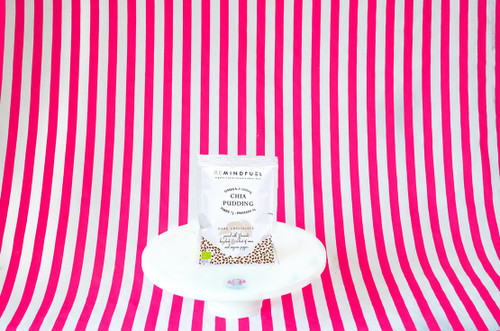 BeMindFuel Chia Pudding Mix - Dark Chocolate #NEW #FEAT