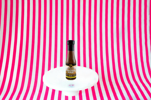 Slender Chef Syrup - Cinnamon Syrup
