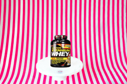 SAN 100% Pure Titanium Whey - Cappuccino Cream 903g #NEW #FEAT
