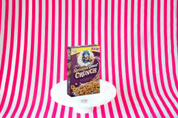Cap'n Crunch Sprinkled Donut Crunch 353g #NEW #FEAT