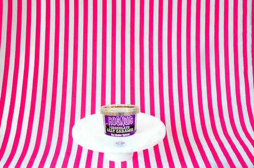 Hognuts High Protein Nut Butter Spread - Chocolate Salt Caramel #NEW #FEAT