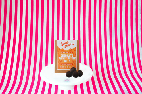Sweet Deceits Guilt Free Dessert Mix - Chocolate Peanut Butter Balls 395g #NEW #FEAT