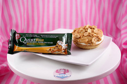 Peanut Butter Supreme Quest Protein Bars - UK