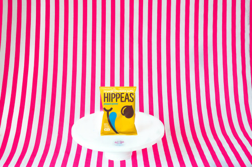 Hippeas Organic Puffed Chickpeas - Pepper Power 22g #NEW #FEAT