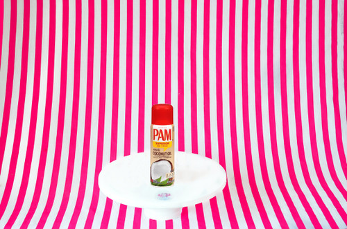 PAM Non-Stick Cooking Spray - Organic and Fat Free (Coconut Oil) #NEW