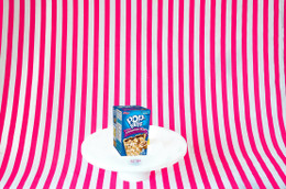 Kelloggs Pop Tarts - Frosted Cinnamon Roll 400g #NEW #FEAT