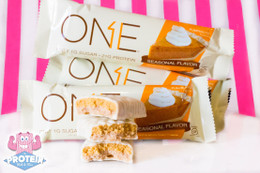 OhYeah! NEW One Bar - Pumpkin Pie Seasonal Flavour
