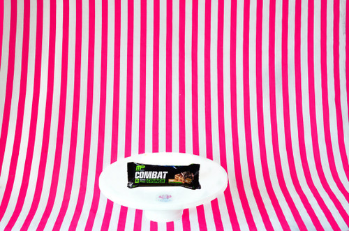 NEW Muscle Pharm Combat Crunch Bar - S'mores Flavour UK #NEW #FEAT