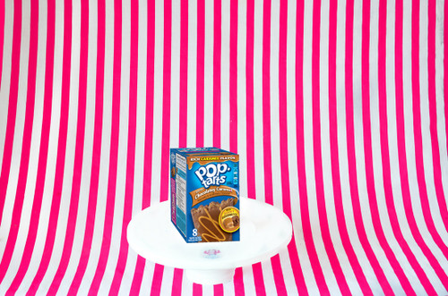 Kelloggs Pop Tarts - Frosted Chocolatey Caramel 400g #NEW #FEAT
