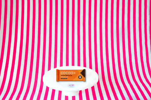 Mini Cocoa+ - High Protein Orange Chocolate Crispy Bar 40g #NEW #FEAT