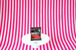 Optimum Nutrition 100% Whey Gold Standard Sachet. Double Rich Chocolate.