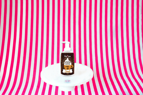 Jordan's Skinny Syrups 'whipped Foam Topping - Caramel 475ml #NEW #FEAT