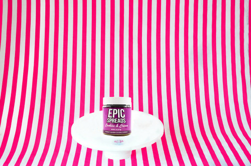Epic Spreads Peanut Butter - Cookies & Cream (312g) #NEW #FEAT