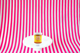 Epic Spreads Peanut Butter  - Eggnog (312g) #NEW #FEAT