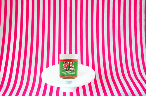 Epic Spreads Peanut Butter - Peppermint White Chocolate (312g) #NEW #FEAT
