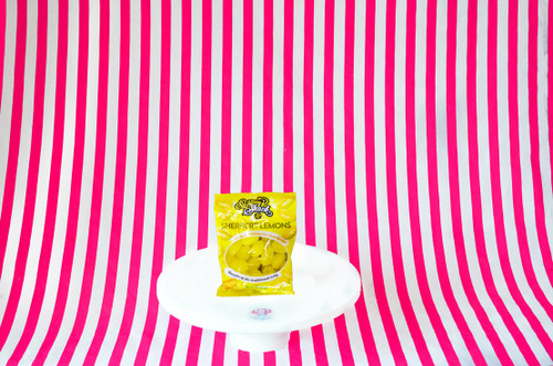 Candy Shack Lemon Sherberts Sugar Free 50g #NEW