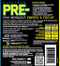 Optimum Nutrition Platinum PRE- Pre-Workout Supplement. Supplement details.