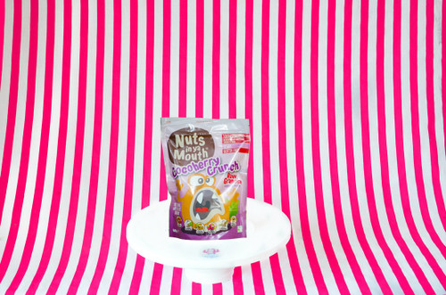 Nuts In Ya Mouth Raw Granola - Cocoberry Crunch 400g #NEW #FEAT