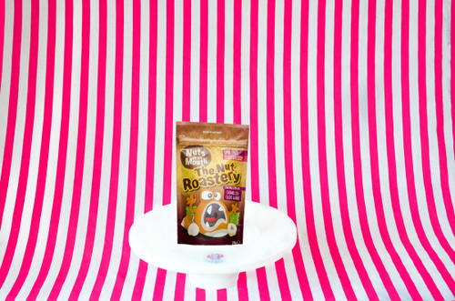 Nuts In Ya Mouth Roasted Almonds - Caramelised Cacao 200g