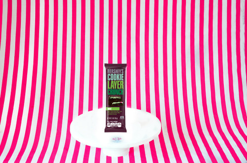 Hershey's Cookie Layer Crunch - Dark Choc Mint 99g #NEW #FEAT