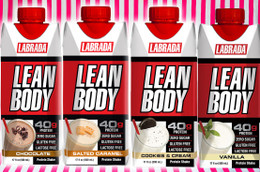 Labrada Lean Body Protein Shake - 500ml #NEW #FEAT