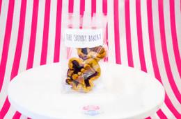 The Skinny Bakery 'Skinny Cherry Bakewell Tarts' - 182g (2 Tarts) #NEW #FEAT