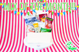 Pick & Mix VEGAN 'Mix' of the Month - April - #NEW #FEAT
