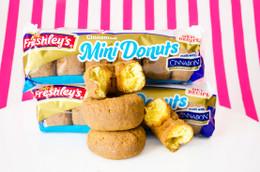 Mrs Freshley's Mini Cinnamon Doughnuts - 85g