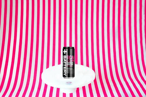 Battery BCAA Energy Drink - Pear Raspberry 330ml