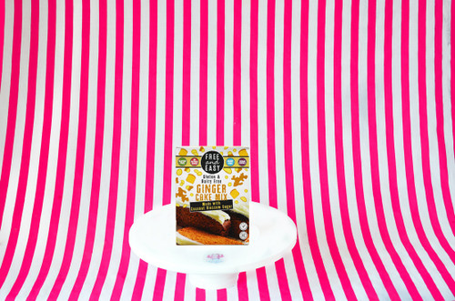 Free & Easy Ginger Cake Gluten & Dairy Free Mix - 350g #NEW #FEAT
