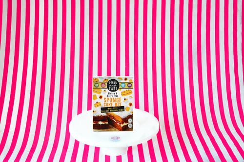Free & Easy Sponge Cake Gluten & Dairy Free Mix - 350g #NEW #FEAT