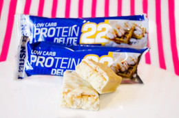 NEW USN Delite Bar - Banana Waffle Flavour #NEW #FEAT