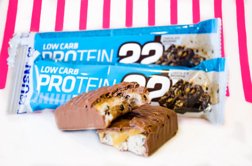 USN Low Carb Protein Delite Bar - Chocolate Brownie 60g #NEW #FLAVOUR
