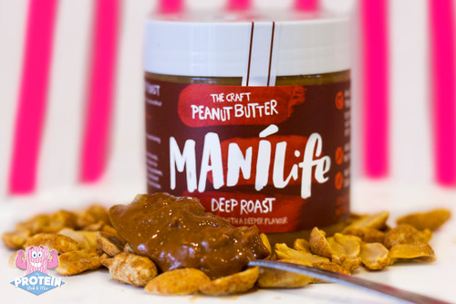 Manilife Argentinian Peanut Butter - 295g #NEW #FEAT
