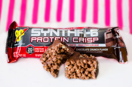 BSN Syntha 6 Protein Crisp Bar - Chocolate Crunch Flavour #NEW #FEAT