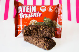 Oatein Protein Brownie Double Chocolate Chip Flavour #NEW #FEAT
