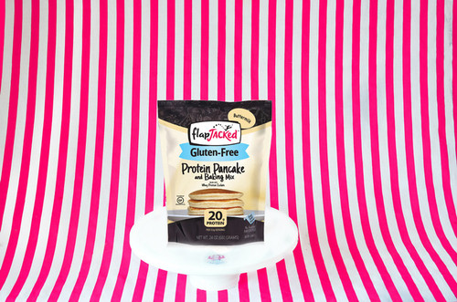 FlapJacked - Gluten Free Protein Pancake & Baking Mix - Buttermilk (680g) #NEW #FEAT