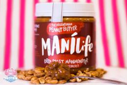 ManiMonster Deep Roast Argentinian Peanut Butter - 1kg #NEW #FEAT