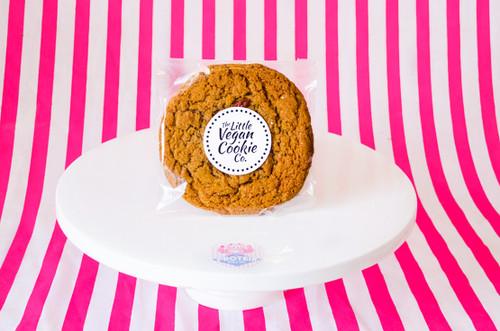 The Little Vegan Cookie Co. Lemon & Coconut  #NEW #FEAT