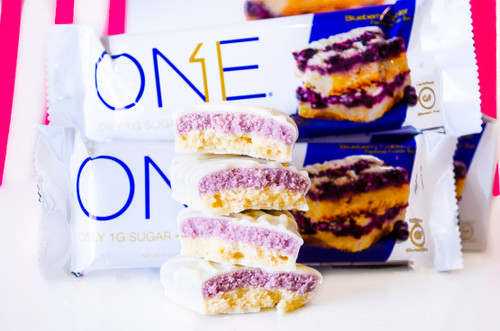Oh Yeah One Bar in NEW Blueberry Cobbler Flavour #NEW #FEAT