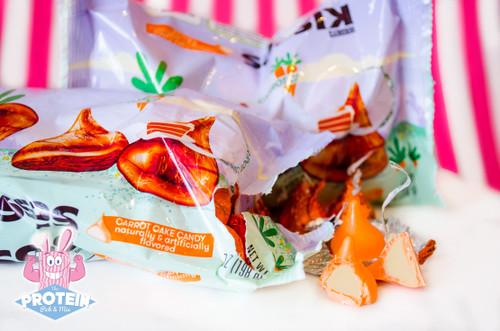 Hersheys Carrot Cake Kisses - 198g #NEW #FEAT