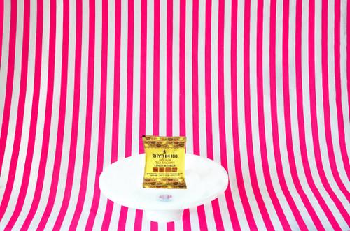 Rhythm 108 Oh-la-la Tea-Biscuits - Lemon & Ginger Flavour 24g