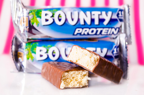 Bounty Protein Bar #NEW #FEAT
